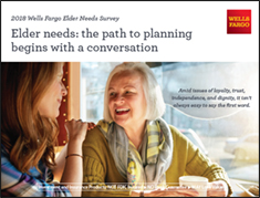 Elder needs: the path to planning begins with a conversation.